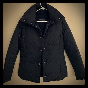 Kenneth Cole women's quilted jacket
